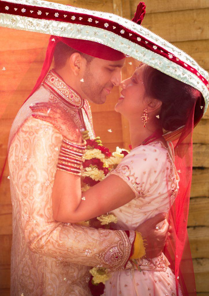 Wedding day Couple Portraits